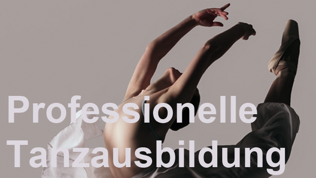 prof. Tanzausbildung